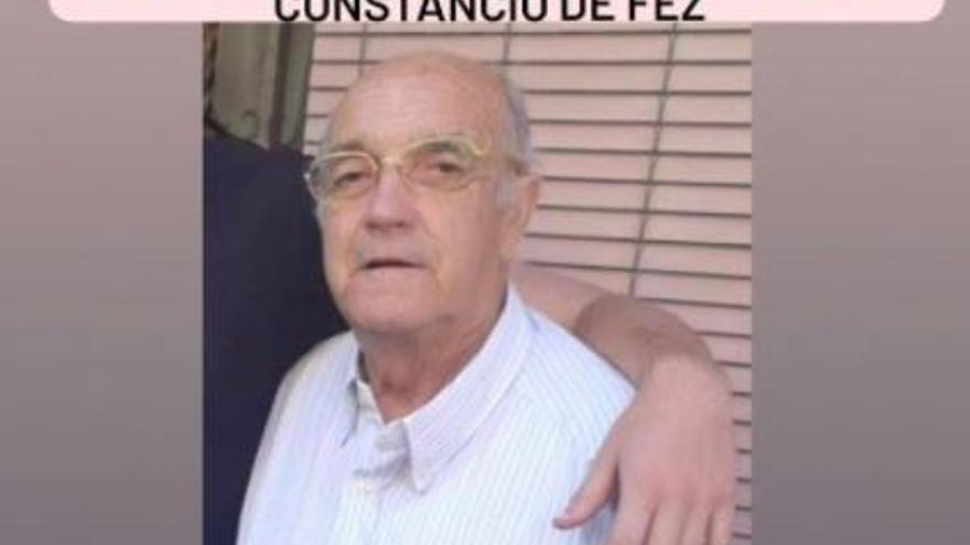 Buscan a un anciano desaparecido en València