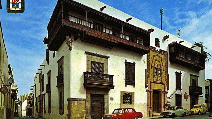 Una postal tur�stica de la Casa de Col�n 1965-1970.  LP DLP.jpg