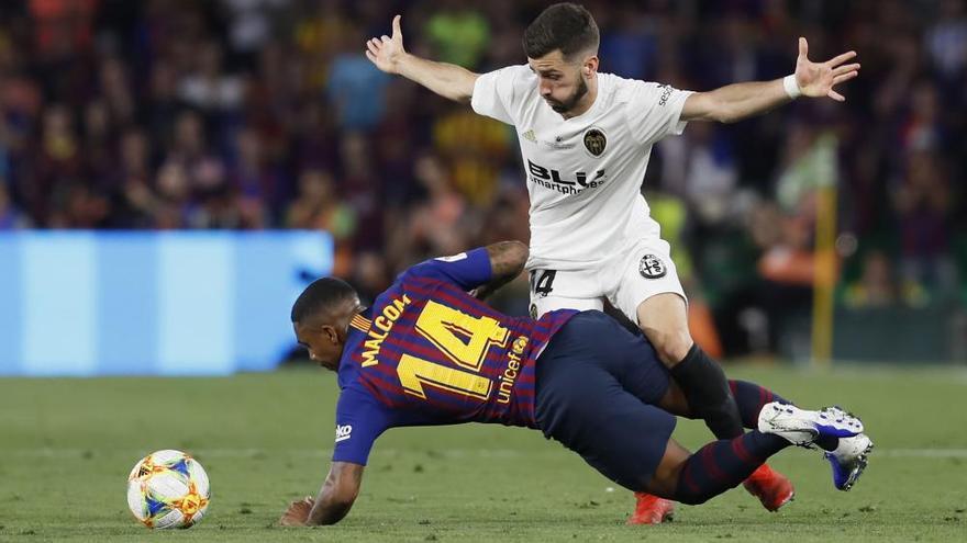 El Valencia CF, campeón de la Copa del Rey