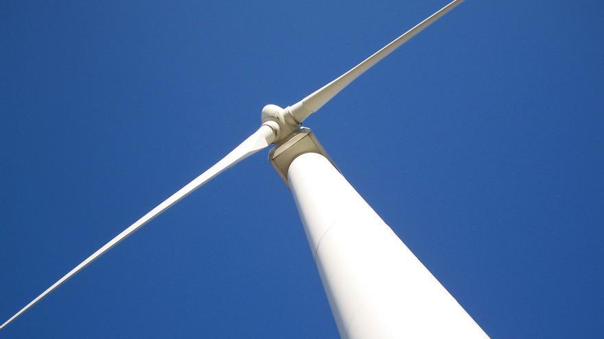 La eólica lidera el crecimiento en renovables de Canarias en 2019