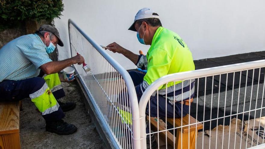 Los afectados por ERTE desde marzo verán su paga reducida a la mitad a partir de septiembre