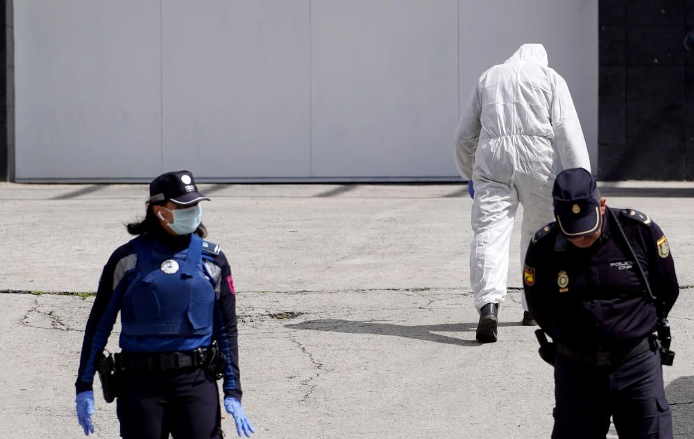 La crisis del coronavirus azota España