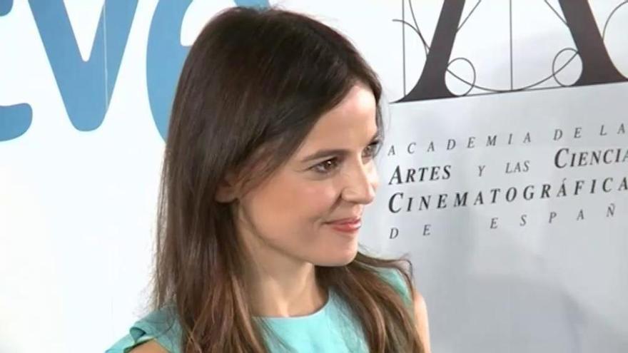 Elena Anaya, embarazada