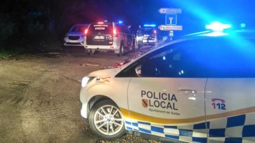 Se suspende la búsqueda del barranquista desaparecido en Fornalutx