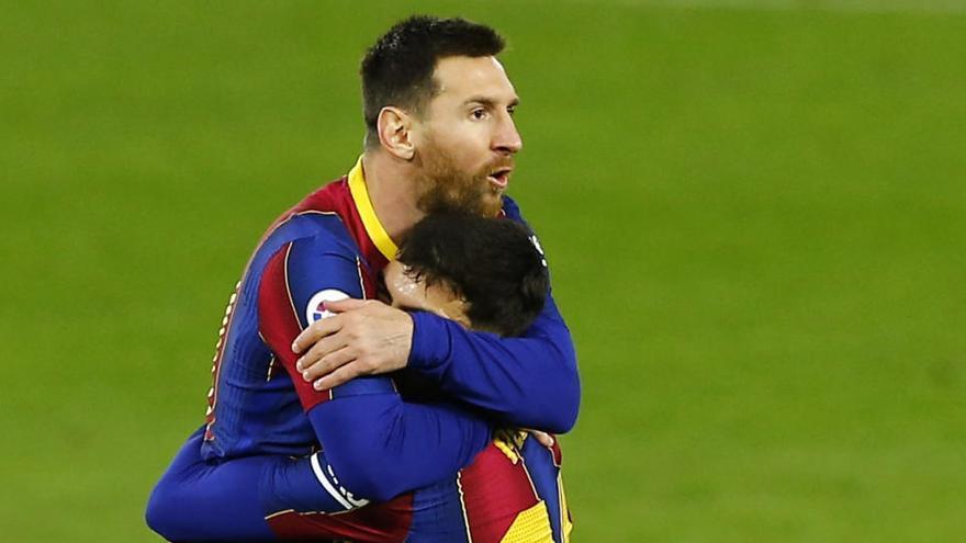 Messi habrá pagado 370 millones en impuestos desde que renovó en 2017