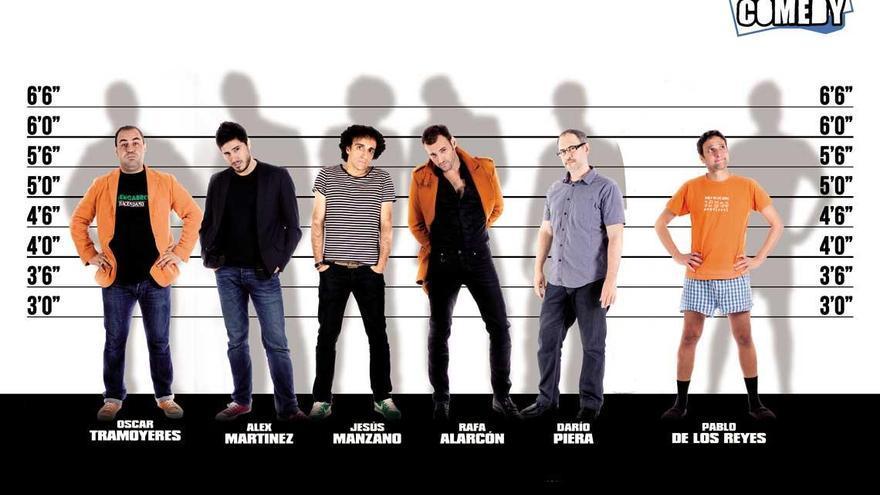 Valencia Comedy. Los más buscados