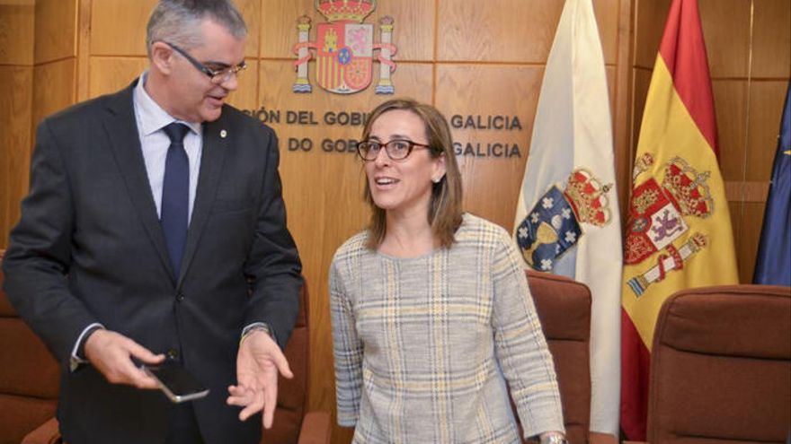 Villanueva y Vázquez se 'borran' del comité de rutas aéreas