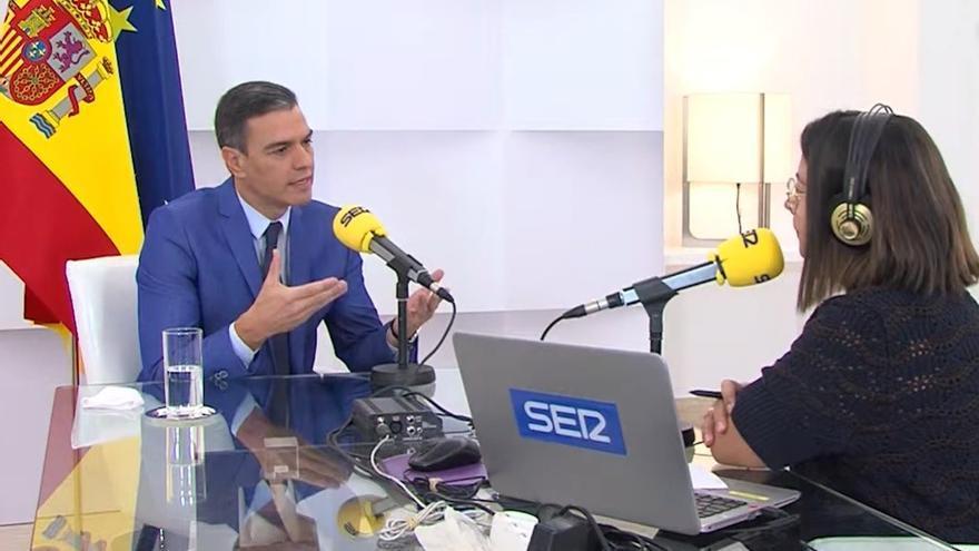 VÍDEO | Pedro Sánchez pone a Monte la Reina como ejemplo de lucha contra la despoblación