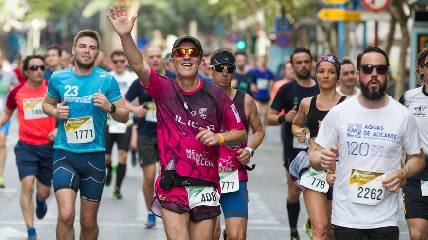 El medio maratón de Alicante queda cancelado hasta 2022