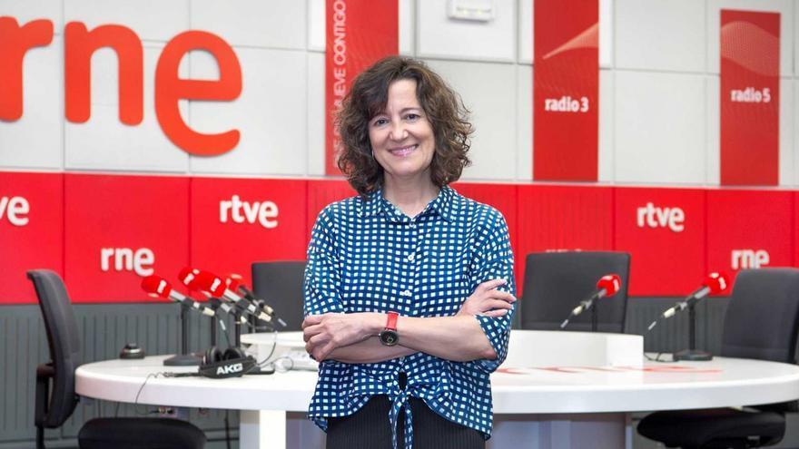 TVE suspende el nombramiento de Mamen del Cerro como directora de Informativos