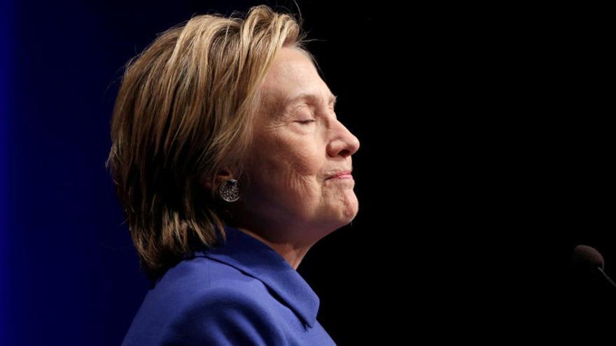 """Clinton: """"He volgut no tornar a sortir de casa mai més"""""""