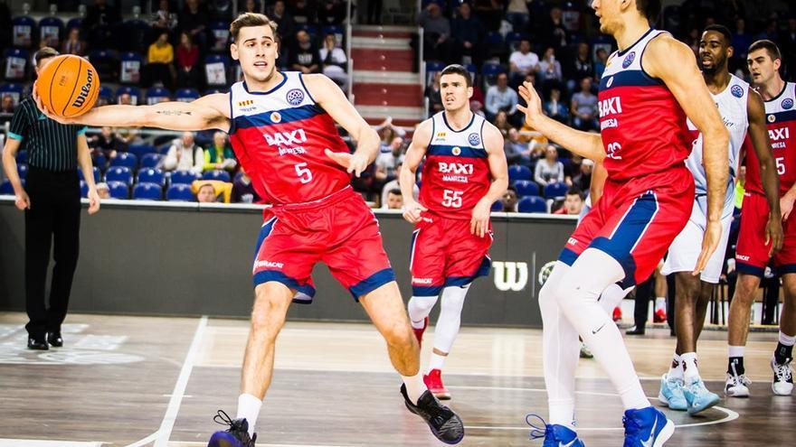 El Baxi debutarà a la Champions al Nou Congost contra l'Arged BMSlam Stal polonès