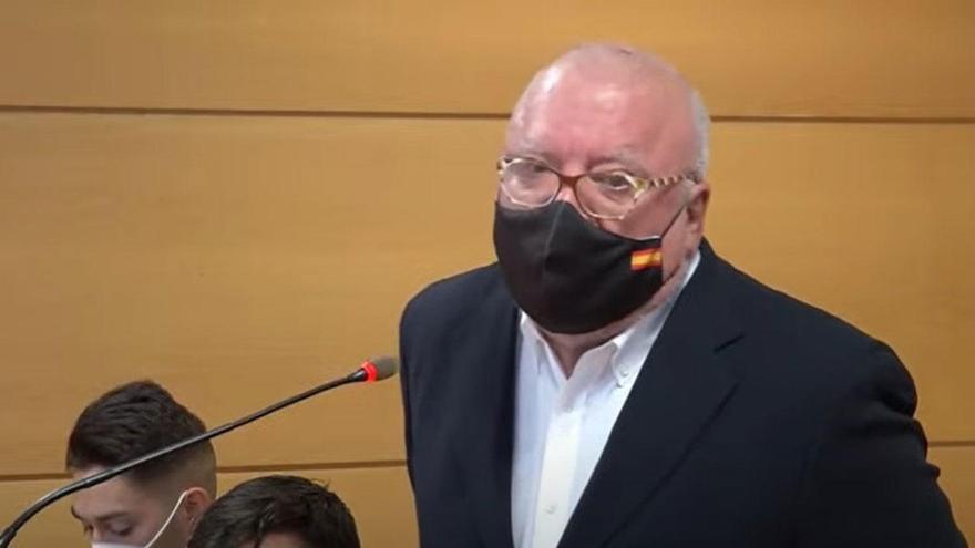 Villarejo, absuelto de injurias al exjefe del CNI