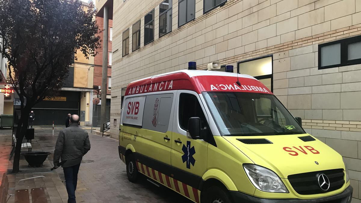 Imagen del centro de salud Villena 1.