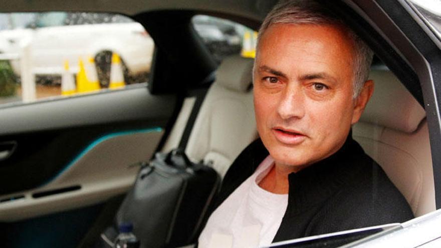 Mourinho da el salto a la televisión con su propio programa