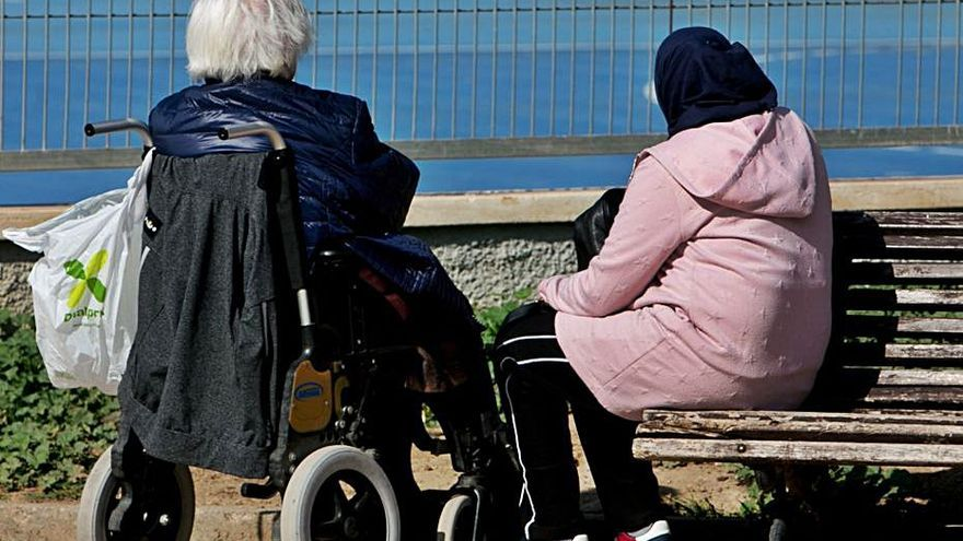 Santa Pola aumentó un 47% la atención a migrantes en 2020