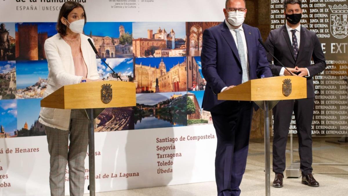 Las Ciudades Patrimonio lanzan un plan para reactivar el turismo