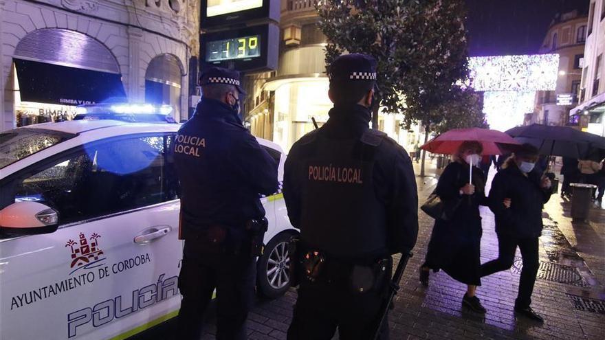 UGT denuncia la falta de efectivos de la Policía Local de Córdoba durante las navidades