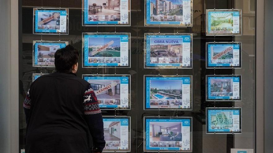 El precio del alquiler cae un 5,6% en Málaga y la oferta de viviendas se duplica