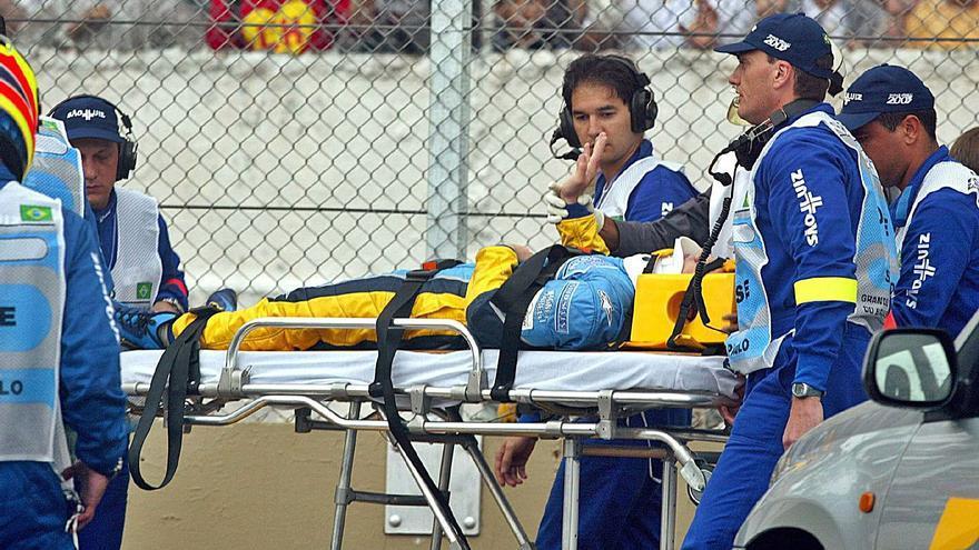 Los otros sustos de Alonso tras veinte años esquivando el peligro