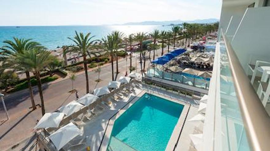 Hotel Riviera an der Playa de Palma nach Umbau neu eröffnet