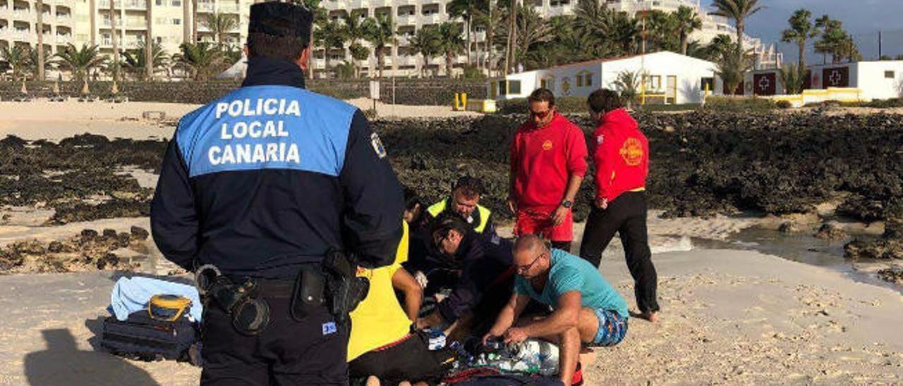 El Cabildo critica al Gobierno por tachar de ahogamientos las muertes naturales