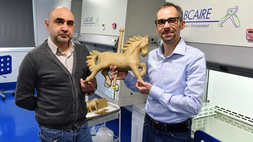 Medicina gallega para curar caballos