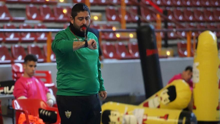 El Córdoba FS-Jaén, aplazado