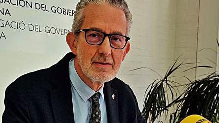 Albert Bramon manté oberta la porta a la variant de Figueres