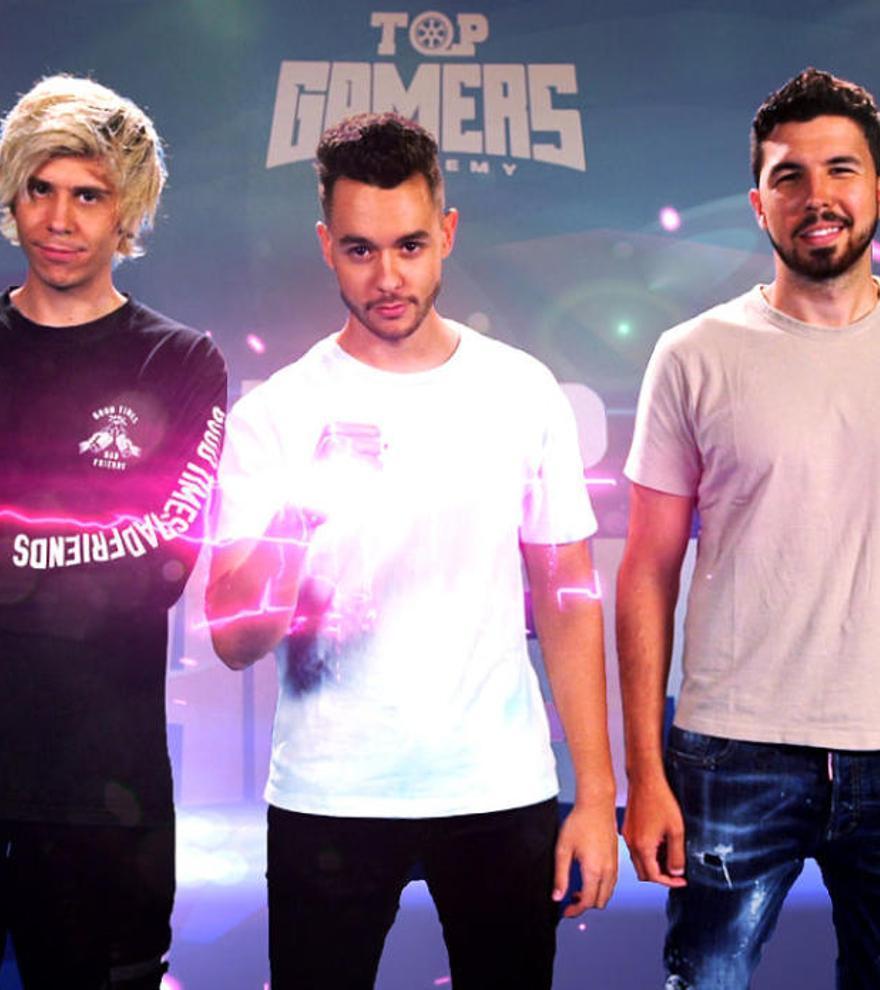 'Top Gamers Academy', primer 'reality' de videojuegos arranca domingo en Neox