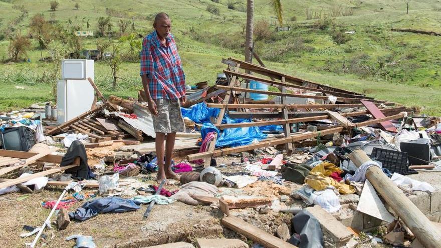 El número de fallecidos tras el paso de 'Yasa' por Fiyi aumenta a cuatro