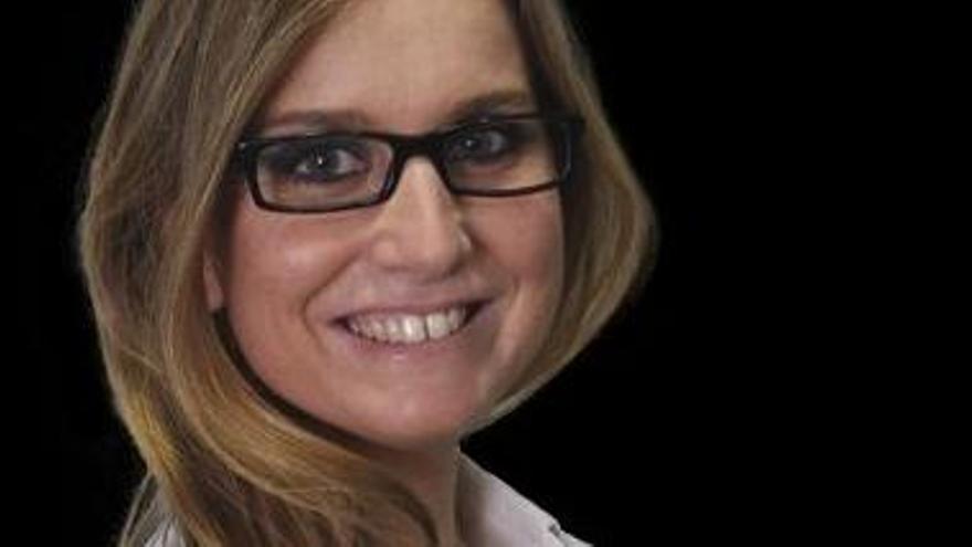 Belén Mª Sánchez González, Vicepresidenta 2ª del Colegio de Administradores de Fincas de Alicante.