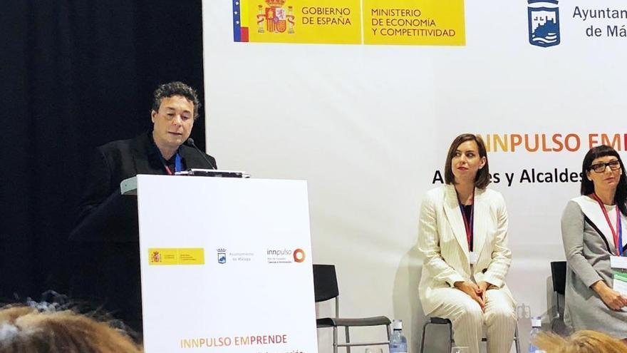 Gandia muestra su potencial como ciudad innovadora en Málaga