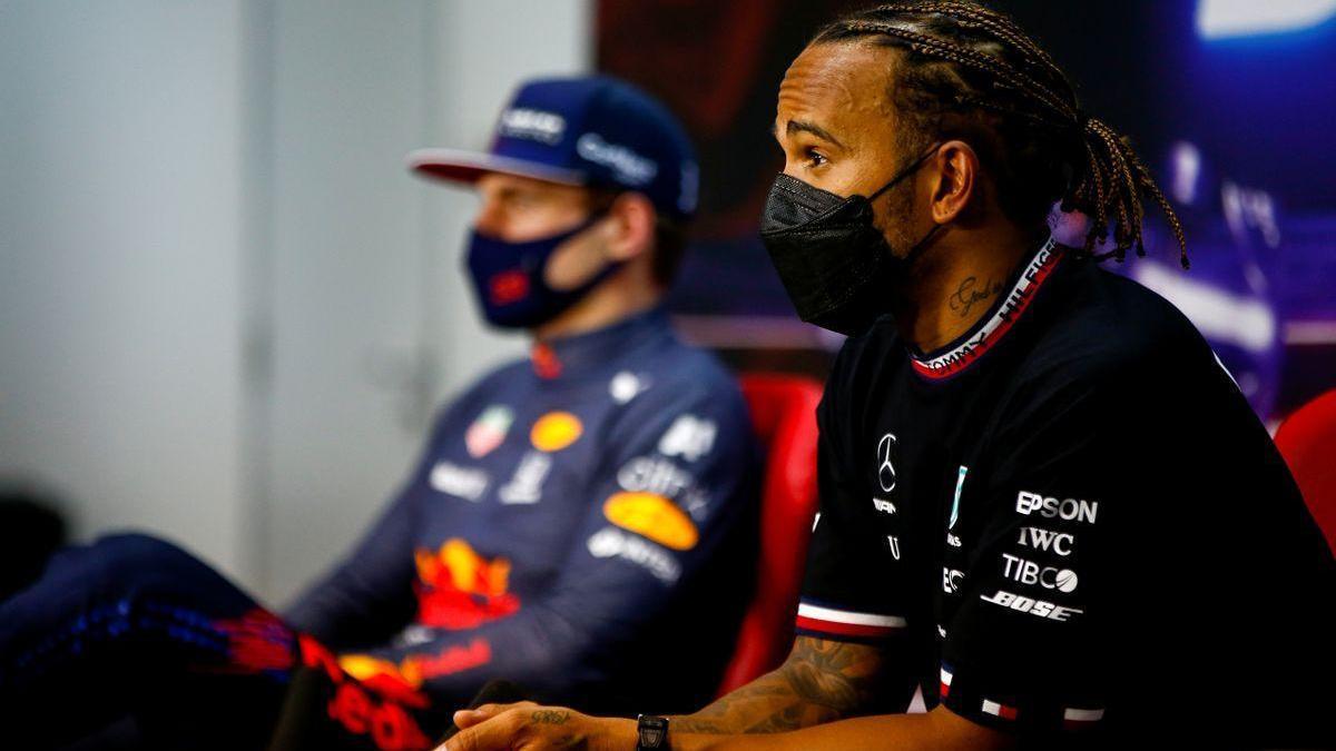 Hamilton tiene, por fin, un enemigo serio: Verstappen