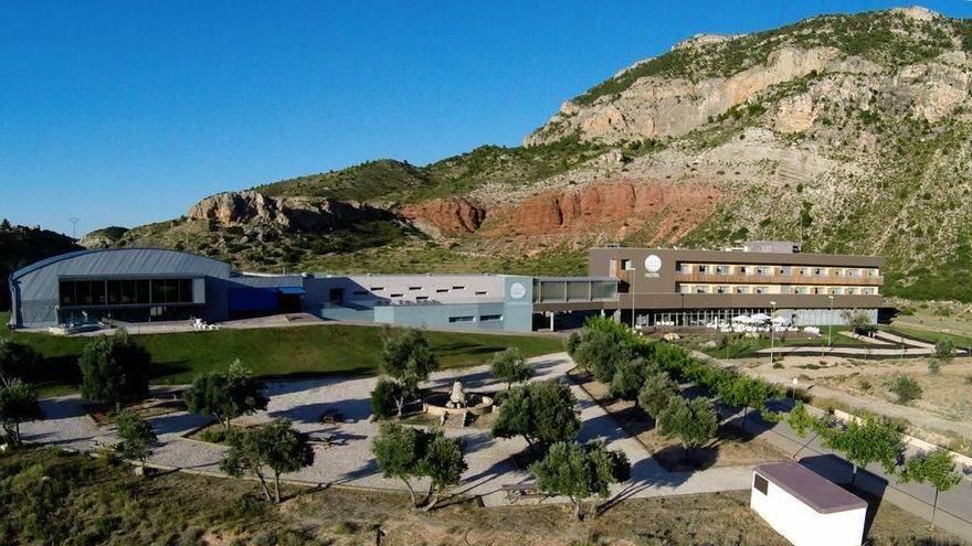 El alcalde de Ariño (Teruel) espera que la ampliación del balneario genere 25 puestos de trabajo más