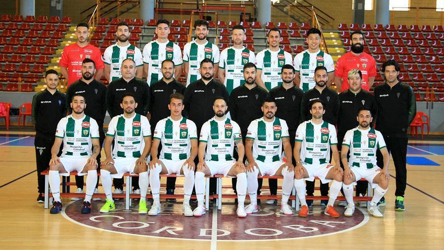 El Córdoba Futsal, sin resuello: destino a Barcelona