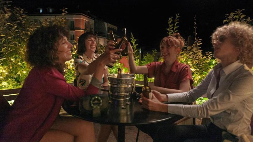 Netflix estrenará 'Valeria', su nueva serie española, en mayo