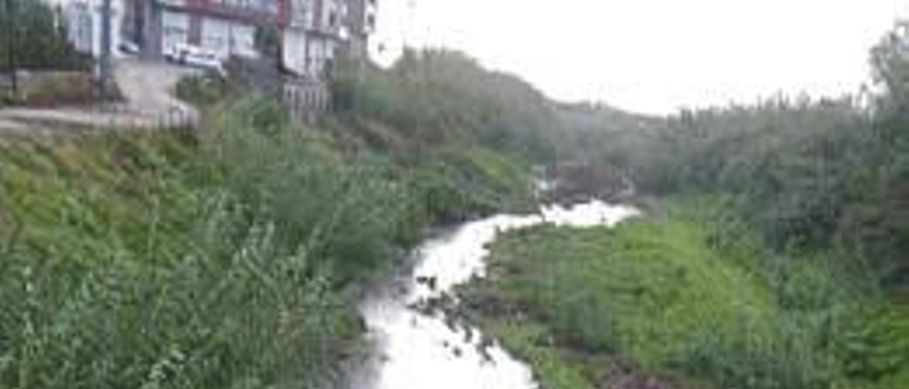 Lluvias muy bien caídas en la Safor interrumpen cuatro años de sequía