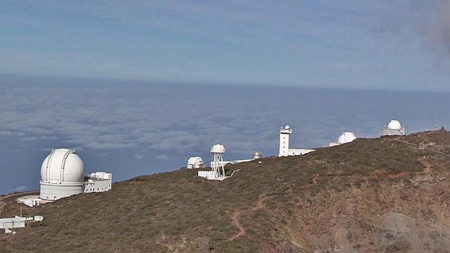 Un documental sitúa los observatorios canarios entre los mejores del mundo