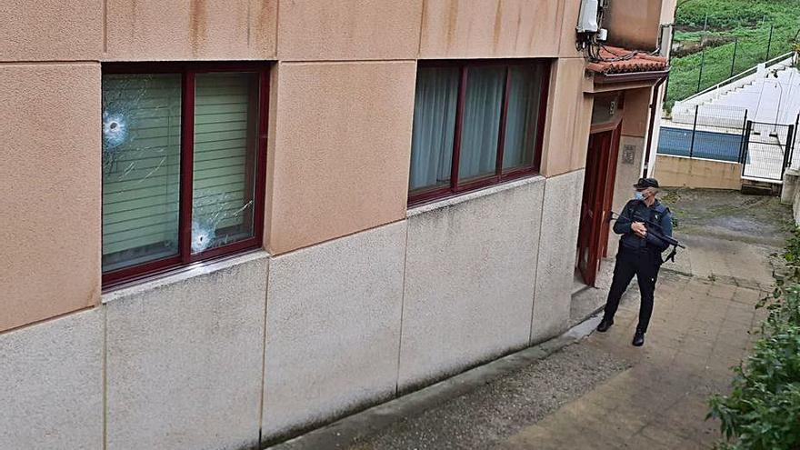 Un hombre se entrega a la Guardia Civil tras 12 horas atrincherado en su casa