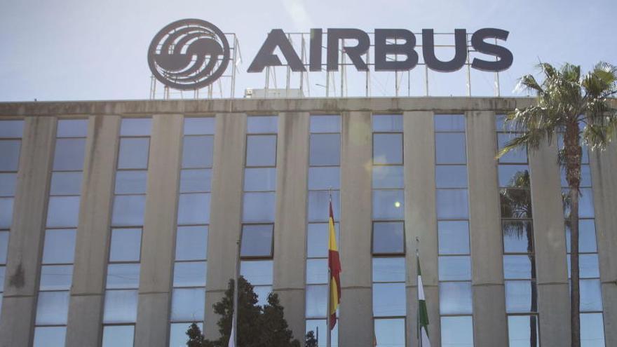 Airbus suspende la producción en España y Francia por el coronavirus