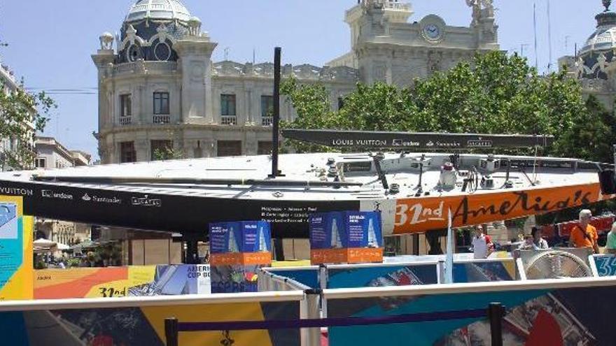 Valencia, candidata a acoger la Copa América de vela 2022