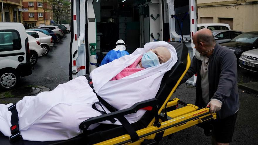 España suma 8.745 nuevos contagios y 214 muertes
