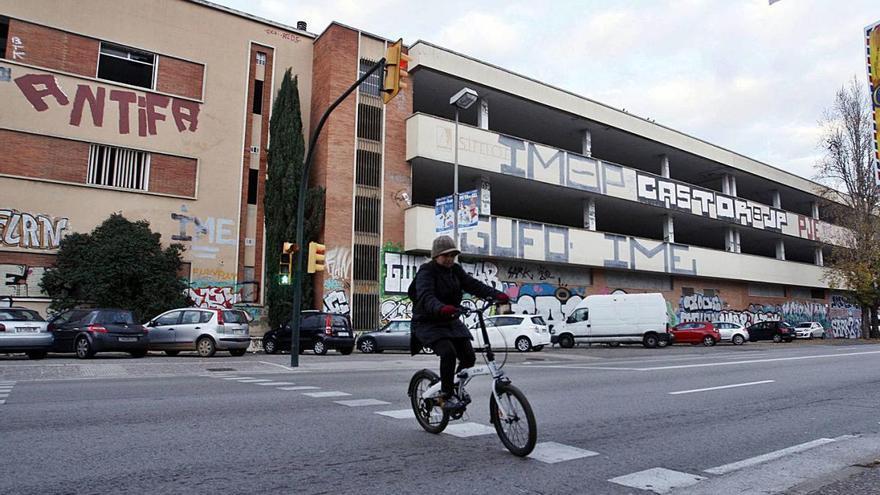 Girona avança en el procés per construir l'institut Ermessenda