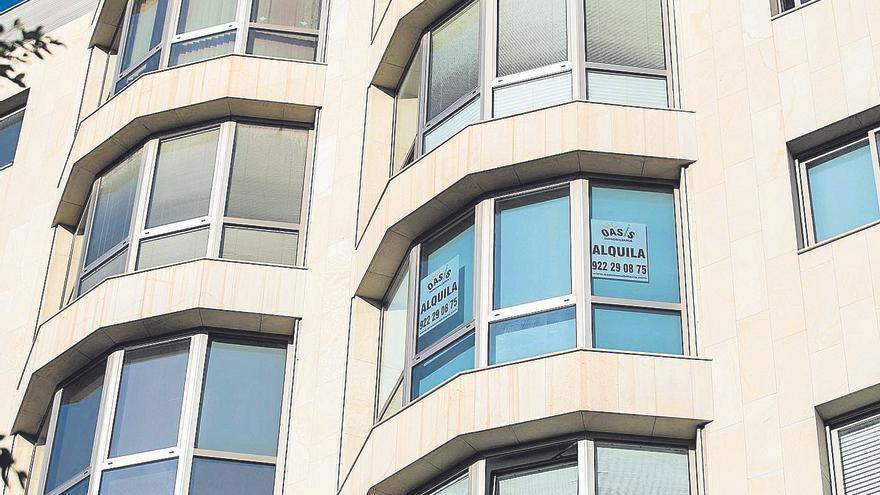 La caída de los pisos turísticos aumenta un 20% el parque de alquiler tradicional