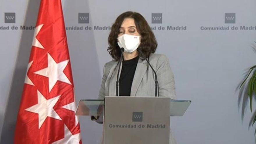 Acuerdo de cierre perimetral de Castilla y León y Castilla-La Mancha hasta el 9 de noviembre