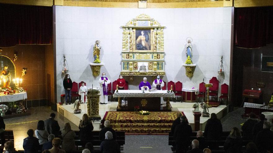 Fallece don Antonio Domínguez, párroco de Sárdoma y A Salgueira