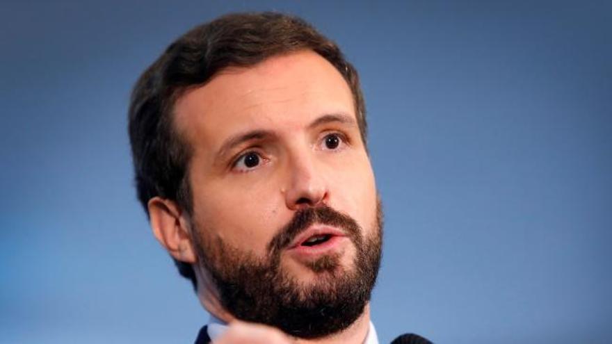 """Casado considera que la armonización fiscal es una idea """"ilegal e inconstitucional"""""""