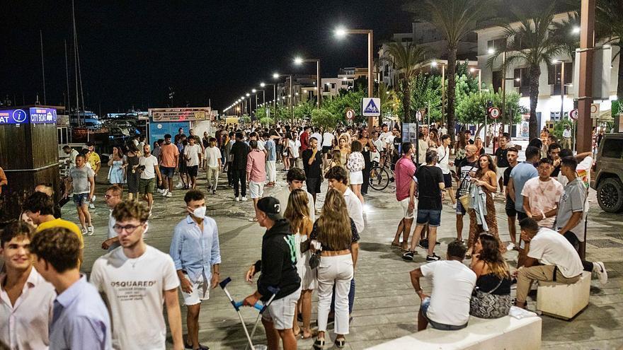 Las reuniones nocturnas ya están permitidas en Ibiza sin limitaciones