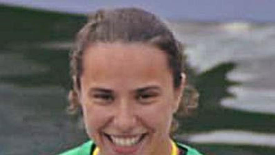 Irene Lata se clasifica para el Mundial y el Europeo sub 23